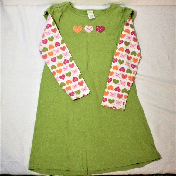 Gymboree Other - Girls mid-weight long-sleeve dress